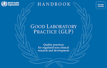 Good Laboratory Practices Handbook